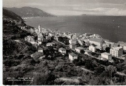 Laigueglia - Panorama  ( Carte 10 X 15 Cm) - Savona