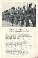Gerda - Ursula - Marie! - Non Classificati