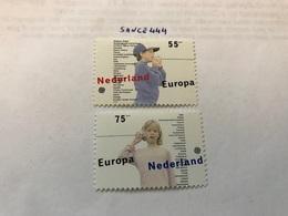 Netherlands  Europa 1989   Mnh - Europa-CEPT