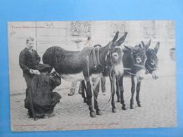 CPA  LE MARCHAND DE L AIT D ANNESSE - Street Merchants