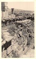Jordanie - Original Photo - Gérasa, Temple De Djérache - Voir Dos 2 Scans - Lieux