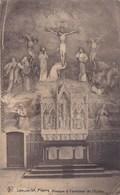 Sint Pieters Leeuw, Fresque à L'interieur De L'Eglise (pk46712) - Sint-Pieters-Leeuw