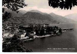 Lago Di Como - Dongo - Panorama ( Carte 10 X 15 Cm) - Como