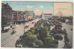CPA- ETAT-UNIS- Alamo Plaza, SAN ANTONIO, TEXAS 1912-2scans - San Antonio