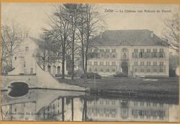 Op-688: Zulte - Le Château Van  Malcote De Kessel  Editeur Hon. De Coster, Zulte: N°81-tab: E11-m2: ZULTE 00 - Zulte