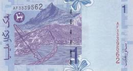 MALAYSIA P. 39 1 R 1998 UNC - Maleisië
