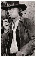 KRIS KRISTOFFERSON RWP (001) PHOTO Postcard -  Legends Of Western Film Star Movie - Artiesten