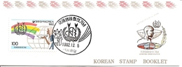 KOREA SOUTH, 1992, Booklet Philatelic Center 115, Conference Of Nutrition - Corea Del Sud