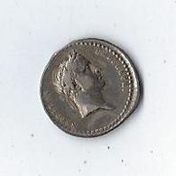 Napoléon Empereur Argent Quinaire Du Mariage De Napoléon Et De Marie-Louise D'Autriche 1810 - Royal/Of Nobility