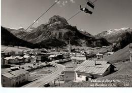 Lech Am Arlberg Mit Omeshorn ( Carte 10 X 15 Cm) - Lech