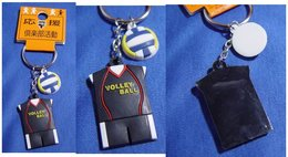 """Key Holder : """" Volley Ball """" - Other Collections"""