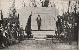 LIEGE Duc Et Duchesse De Brabant Inauguration Du Monument Aux 48 Fusillés De La Grande Chartreuse 1931 - Vieux Papiers