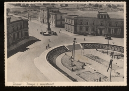 ALBANIA - TIRANE - 1940 - PAMJA E MINISTRIVET - Albania