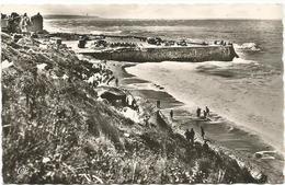 X2708 Trouville Sur Mer - Deauville - Effets De Vagues à L'Esplanade Des Roches Noires / Viaggiata 1966 - Trouville