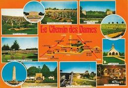 02 Le Chemin Des Dames Divers Aspects (2 Scans) - France