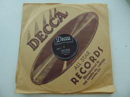 Mills Brothers- Lazy River/Cielito Lindo - 78 Rpm - Schellackplatten