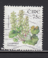 Ireland 2006 Used Scott #1652 75c Navelwort - 1949-... République D'Irlande
