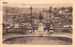 VERVIERS - Panorama Pris De L'Escalier De La Paix - Verviers