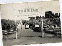 34 CARNON-PLAGE - Centre Populaire De Vacances Familiales Tourisme & Travail (C.E. Sud Aviation) Voitures Années 1950-60 - France