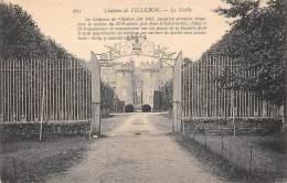 EURE ET LOIR  28  VILLEBON  CHATEAU - LA GRILLE - Autres Communes