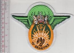 France Armee De Terre 13e Regiment Dragons Para Army De Terre 13th Airborne Regiment Dragoon Special Forces - Patches
