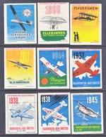 DENMARK  FLYING  CLUB   * - Airmail