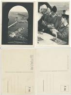 GUERRE ALGERIE 1962 LOT DE 2 X CP ENTIER POSTAL FM DIFFERENTS - Algeria (1924-1962)