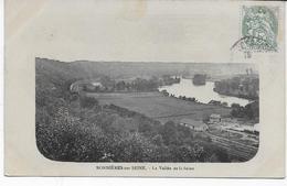 YVELINES-BONNIERES SUR SEINE La Vallée De La Seine-MO - Bonnieres Sur Seine