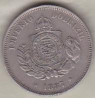 Bresil. 50 Reis 1887. Copper-Nickel .KM# 482 - Brésil