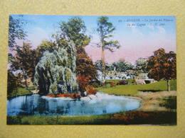 ANGERS. Le Jardin Des Plantes. L'Île Des Cygnes. - Angers
