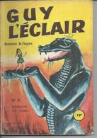 GUY L'ECLAIR   N° 8  -   EDI EUROP  1964 - Piccoli Formati