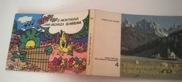 VILLEGGIATURE DELLE ALPI E PREALPI -2  4  T.C.I. 1967 - Toursim & Travels