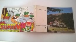 VILLEGGIATURE DEI LAGHI DEGLI APPENNINI DELLE ISOLE   5  T.C.I. 1968 - SESTOLA, SIRMIONE ... - Toursim & Travels