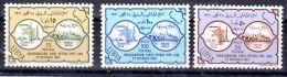 25-10-1961; Erdöl-Rohrleitung Von Zelten Field Nach Marsa Brega, Michel-Nr. 10- 1111, Postfrisch, Los 49773 - Libië