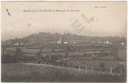 Marcilly-lès-Buxy (71) - Et Montagne Du Martrat (Circulé En 1919) - Other Municipalities