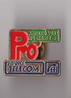 PIN'S    THEME FRANCE TELECOM  PRO - France Telecom