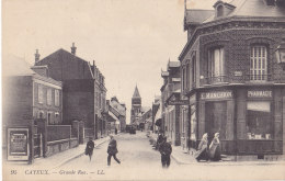 Cayeux Sur Mer (80) - Grande Rue - Cayeux Sur Mer