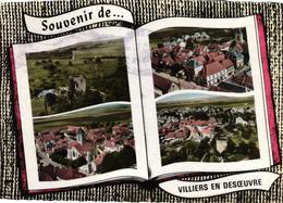 SOUVENIR DE ...VILLIERS EN DESOEUVRE -27- - France