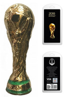 Russia, Football World Cup 2018 POKAL, Mini Copy Of Cup, 45 Mm Licensed METAL !!! - Russia