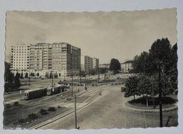 MILANO - Piazzale Fiume - Tram - Filobus - 1941 - Milano (Milan)