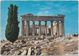 Greece, Athens, The Parthenon, 1967 Used Postcard [21248] - Greece