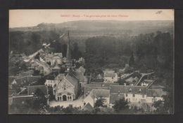 CPA . Dépt.27. DANGU . Vue Générale Pris Du Vieuux Château . - Dangu
