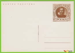 Voyo POLAND PC 1972 GALILEO GALILEI  MINT - Postwaardestukken