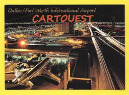 AIRPORT/ AEROPORT/ DALLAS / FORT WORTH INTERNATIONAL AIRPORT - Sydney