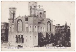 GREECE, ATHENS METROPOLITAN CATHEDRAL CHURCH, C1910s Vintage Postcard - Greece