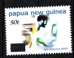 Papua N, Guinea  -  2001. Programmatore. Computer Programmer. MNH - Professioni