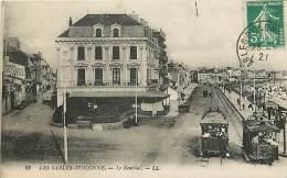 LES SABLES D OLONNE - Le Remblai - LL 25 (tramway) - Sables D'Olonne