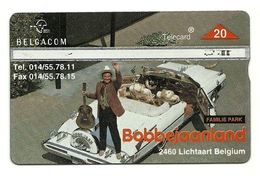 Belgio - Tessera Telefonica Da 20 Units T499 - Belgacom - Advertising