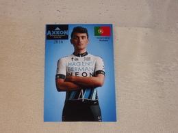 Ruben Guerreiro - Axeon Hagens Berman - 2016 (photo KODAK) - Ciclismo