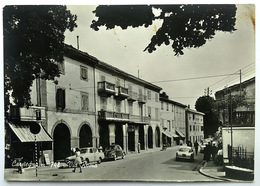 CARPEGNA (PESARO) - Via Roma (qualche Macchia, Come Da Scan) - Other Cities